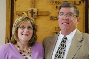 Pastor & Linda - Easter 2010