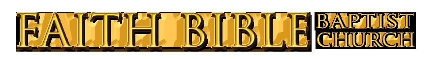 Faith Bible Baptist Church